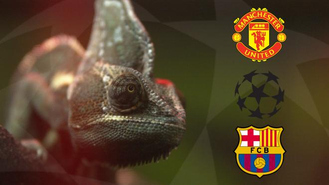 Barcelona vs. Man United