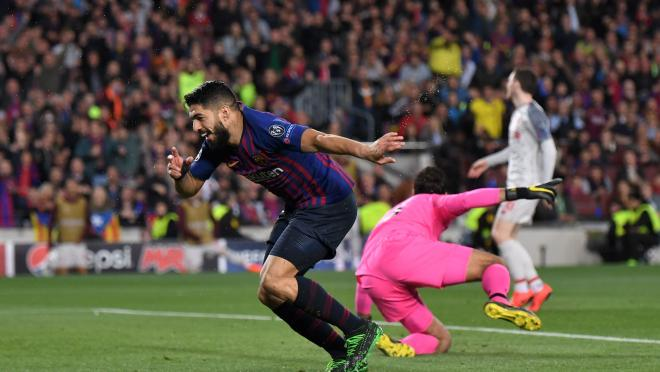 Luis Suárez Reportedly Moving To Atlético On Two-Year Deal