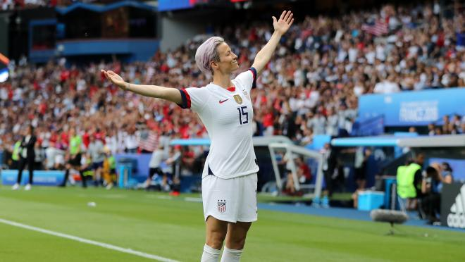Rapinoe Fun Facts