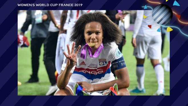 Wendie Renard France Women's World Cup