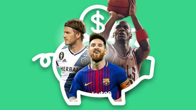 The Highest Paid Athletes In The World