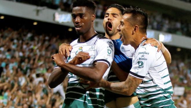 Santos Win Clausura 2018