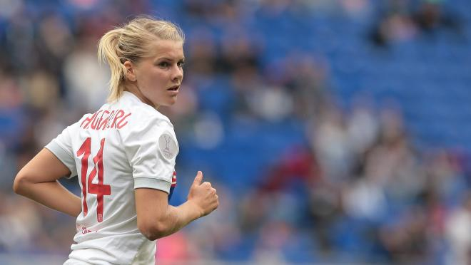 Ada Hegerberg Face Of Nike