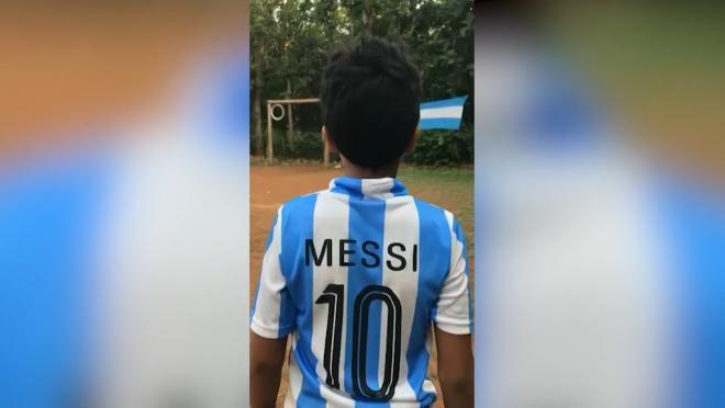 Messi Free Kick Recreation