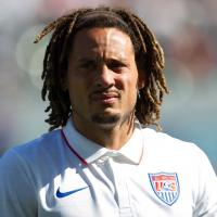Jermaine Jones with the USMNT