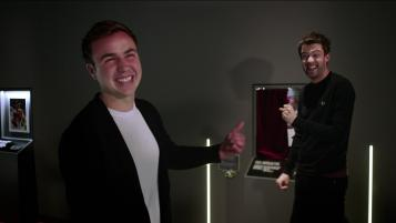 Mario Gotze Embarrassed Reaction To Boner Photo With Jack Whitehall