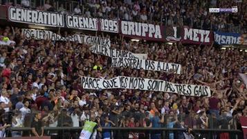 PSG-Metz Banner