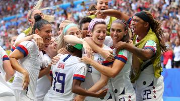 USWNT Lawsuit USSF