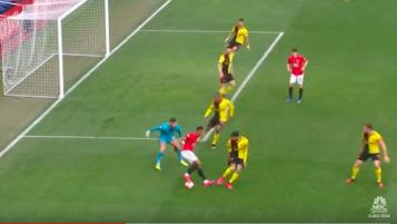 Anthony Martial goal vs Watford