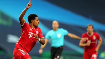Bayern Munich vs Lyon Highlights