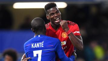 Manchester United advance to FA Cup quarterfinals