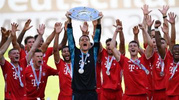 when will the next Bundesliga season start