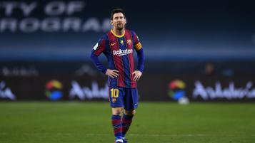 Lionel Messi salary 2021