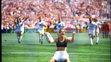 USWNT 1999 World Cup