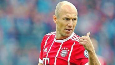 Having Always Battled Injuries And Baldness, Age Is Just A Number For Arjen Robben
