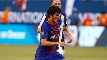Barca Extend Contract Of Carles Alena, The Phenom Dubbed The Next Iniesta