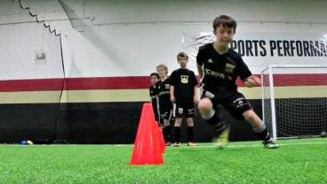 This Fun Injury Prevention Warm Up Could Save Your Kid's ACL