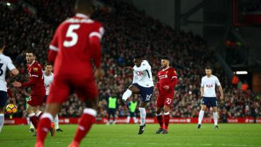 You Cannot Hit A Ball Any Cleaner Than Victor Wanyama Just Did