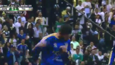 Andre-Pierre Gignac Delivers KO To The Azteca