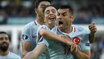 Turkey Smash Czechs Out Of Euro 2016, But It May Be Too Little, Too Late