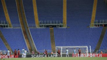 Lazio Sell Just 11 Season Tickets As Serie A Death Bell Rings