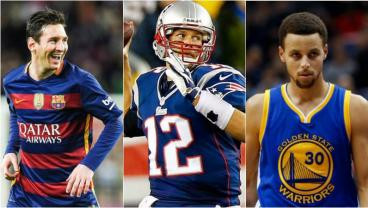 Lionel Messi, Steph Curry Or Tom Brady: Who Is The Real MVP?
