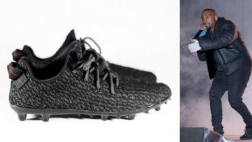 5 Pictures That Will Make You Want Kanye's New Football Boots