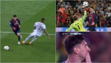 Messi Destroys Best German Defender, Scores Goal Of The Year