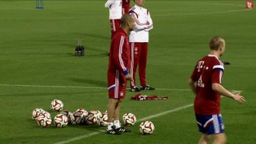 Pep Guardiola Loves His Players. And Tells Them Just How Much During This Drill.