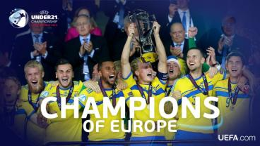 Sweden Shock Europe: Catch All You Need To Know About Euro U21 2015