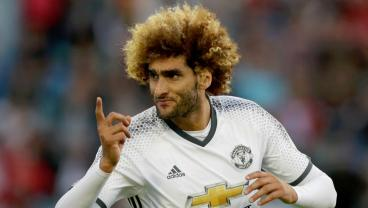 Why Go Out For Paul Pogba When You've Got Marouane Fellaini At Home?
