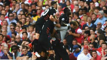Watch All Seven Sensational Goals From The Liverpool And Arsenal Thriller