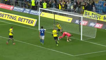Penalty Taker Goes To Extreme Lengths To Troll The Goalkeeper