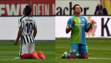 Chicharito And Marco Fabian Score In Same Match, Highlight Mexico's Strength Abroad