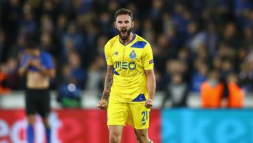 MIguel Layun Rocket Paves The Way For Porto Win Against Brugge