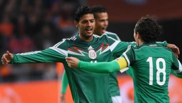 Mexico Name Strong, Attack-Minded Squad To Break The Dos-A-Cero Jinx