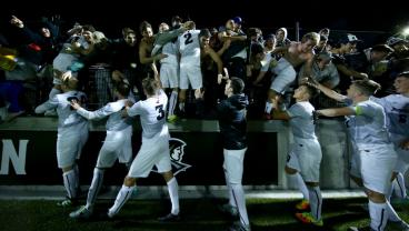 Providence Score 4 Goals In 12 Minutes To Beat Maryland, A Comeback For The Ages