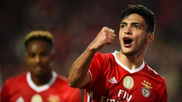 Raul Jimenez Scores In Benfica Loss, They Advance To UCL Knockout Stage Anyway