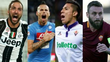 All Eyes Are On Italy Following The Champions And Europa League Draws