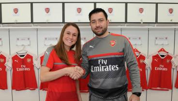 Heather O'Reilly Will Continue Career in Europe After Signing with Arsenal