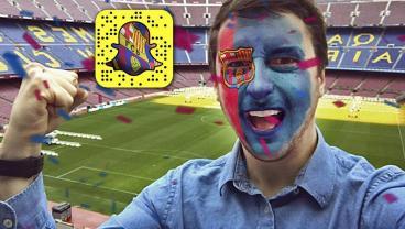 Snapchat Releases Football-Inspired Selfie Lenses For European Fans