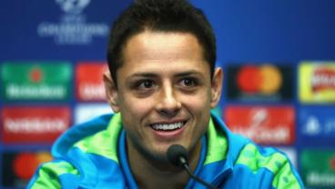 Chicharito Named In Forbes' 30 Under 30 Sports List
