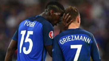 Pogba Reveals His 3 Best Goals And His Respect For Griezmann's 'Hotline Bling' Dance