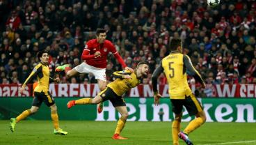 Bayern Munich Demolished Arsenal Because That's How The UCL Round Of 16 Works