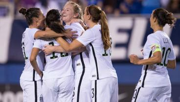 The 2017 SheBelieves Cup Starts Wednesday With A Clash Between The World's Top Two Teams