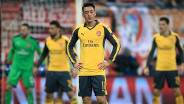 There Literally Could Not Have Been A Worse Time For Mesut Ozil's Autobiography