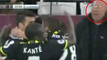 Chelsea Scored A Goal So Good A West Ham Fan Tried To Fight Them