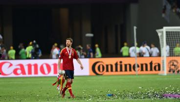 Xabi Alonso Announces His Retirement