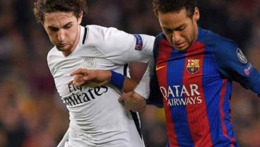 Neymar Rips Into Adrien Rabiot On Social Media, Confirming That PSG Will Never Live This Down