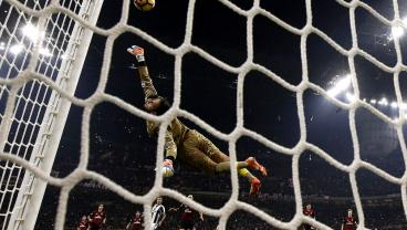 Gianluigi Donnarumma's Performance Should Absolutely Terrify Juventus